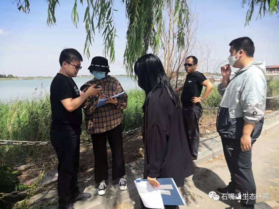 """生态遥感监测为石嘴山市环境监测插上科技""""翅膀"""""""