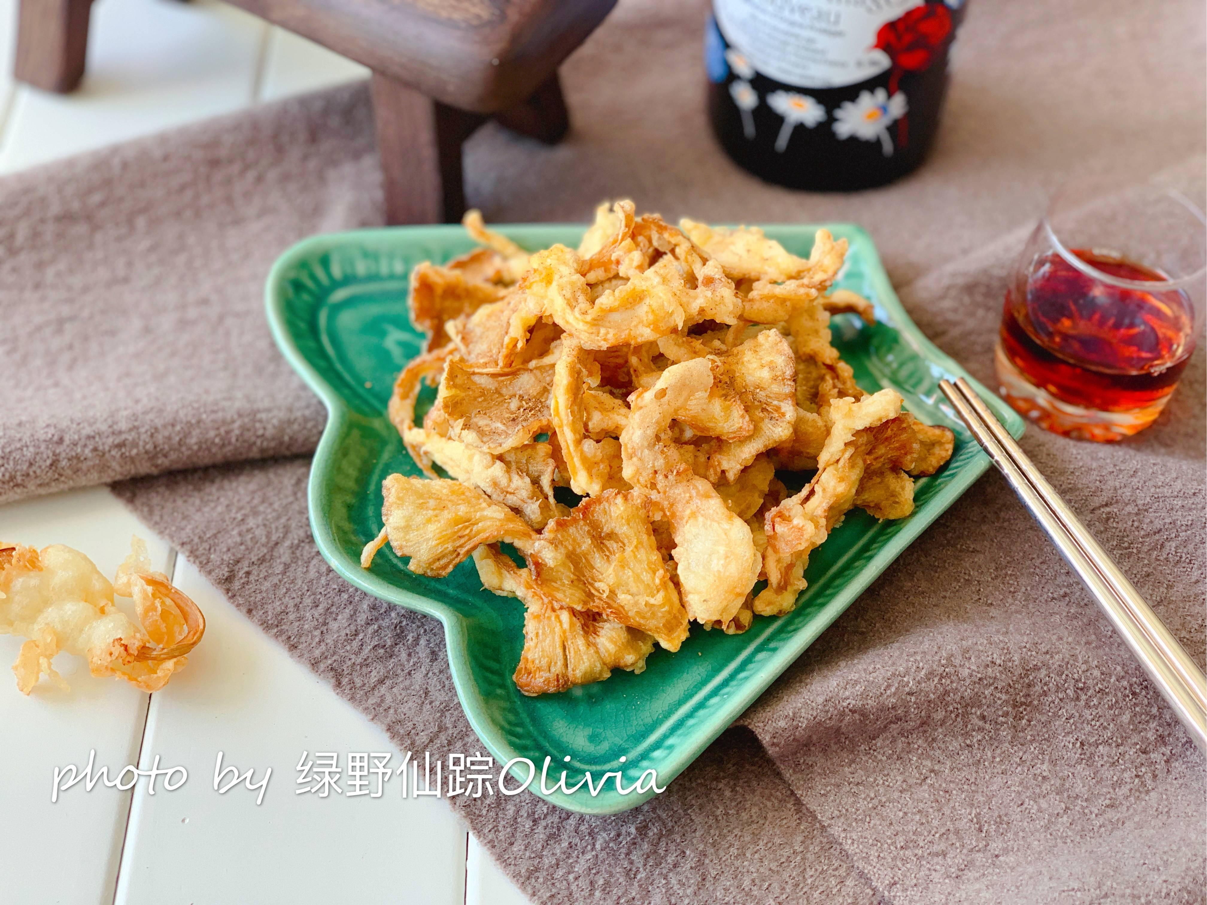 椒盐蘑菇——从栽培到烹饪 在家自制蘑菇