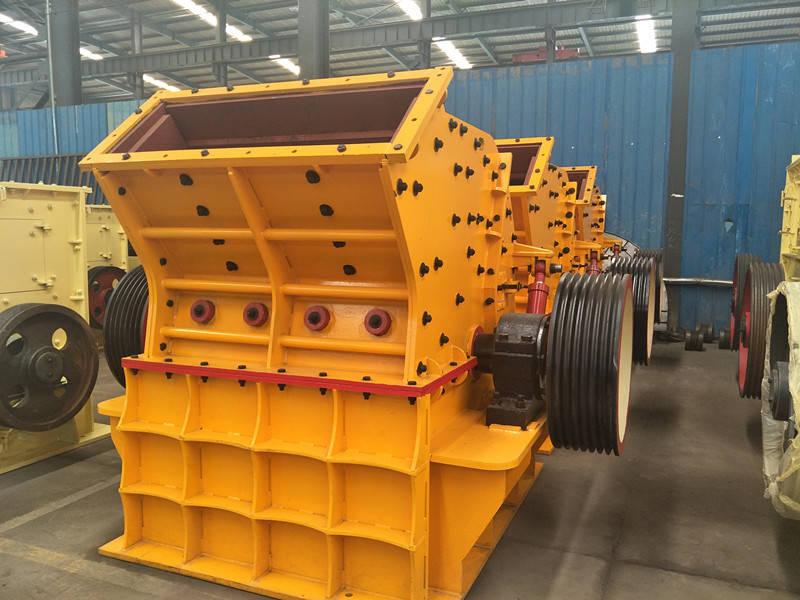 如何在100吨机制砂生产线上设置一台机制砂机?