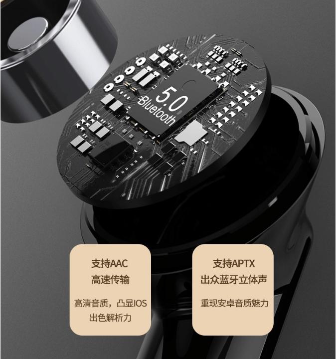 Nanka新推出的NANK-Lite半入耳式蓝牙耳机产品来了:主打长寿命、低延迟、音质好
