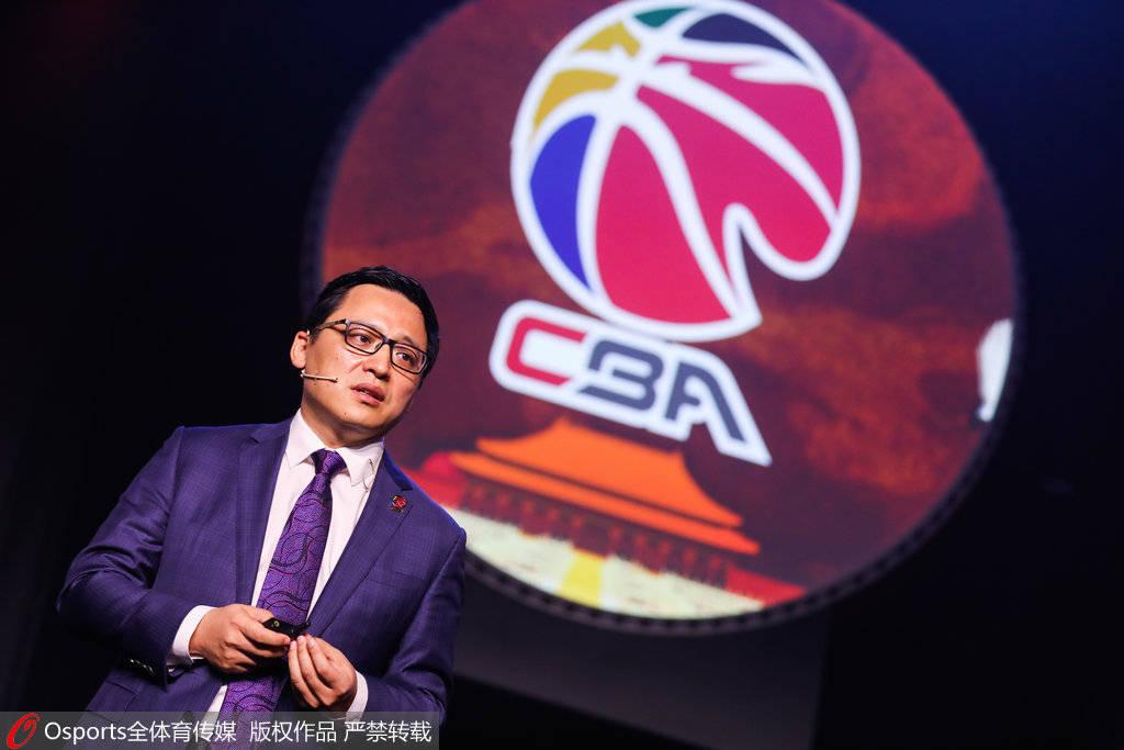 传王大为CBA公司年薪超400万 曾任职NBA中国副总裁