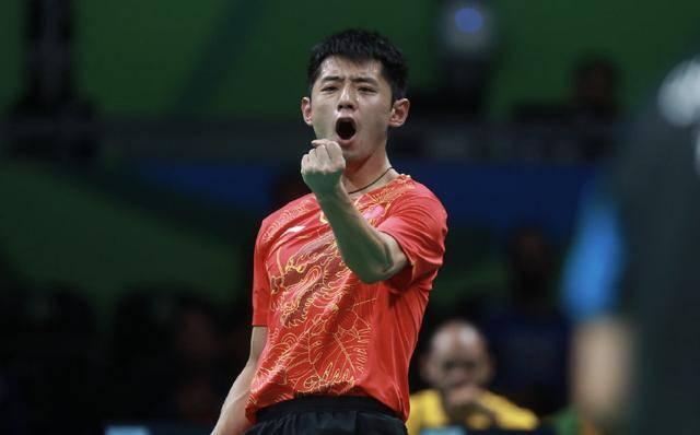 乒联回忆他的凶恶之处,现在却难以再出战奥运