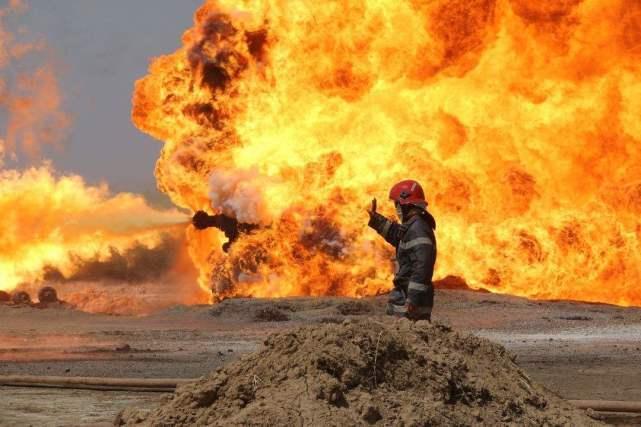 印度这把大火烧了一个月,向三个国家求援也没用,至今还未熄灭