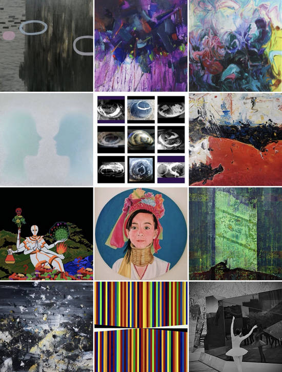 第二届【大艺家夏季展20】年度大展将于周六在广西柳州举办