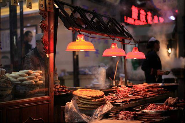 在中国东北有三种烧烤可以经常吃