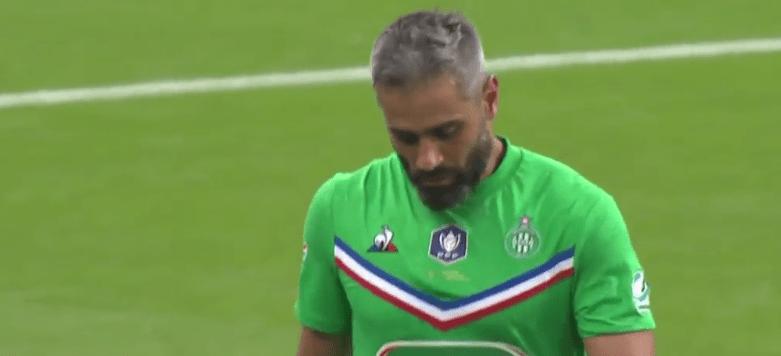 1-0!法国巴黎巴黎圣日尔曼得冠!1.28亿明星打门,足球运动员瘋狂庆贺