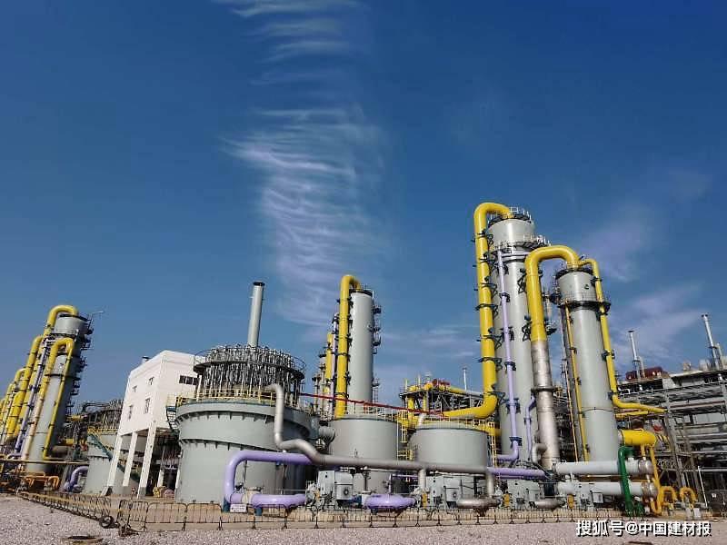世界上最大的清洁工业气体项目了解气体