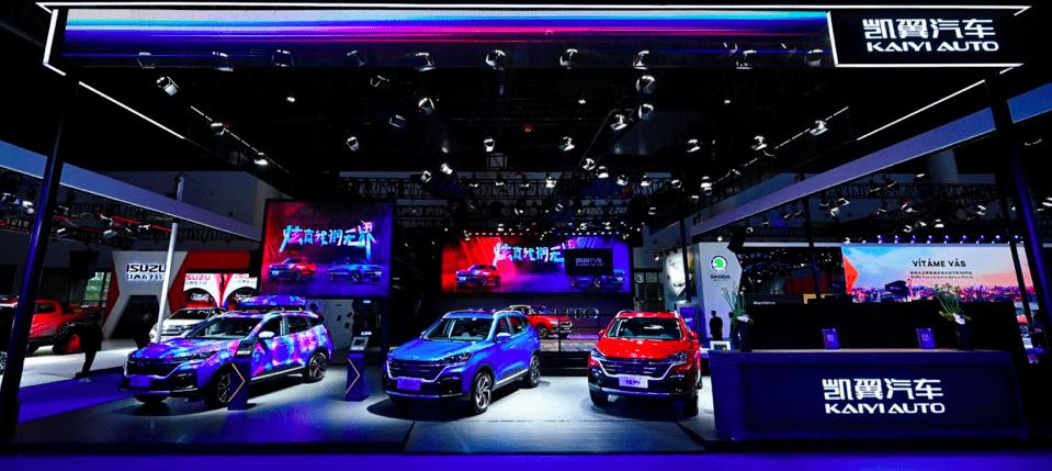 小林访谈丨凯翼造车2.0:新车投放加速,年底品牌焕新