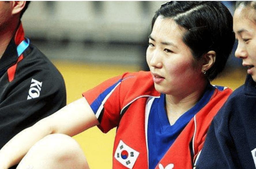 她原是中国乒乓球奇才,不满意中国体系添加日本,还受韩国领导人会见