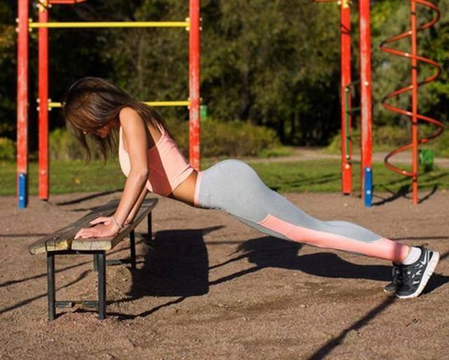 害怕体重超百?力量训练的女孩,体重三位数,身材曲线却很完美