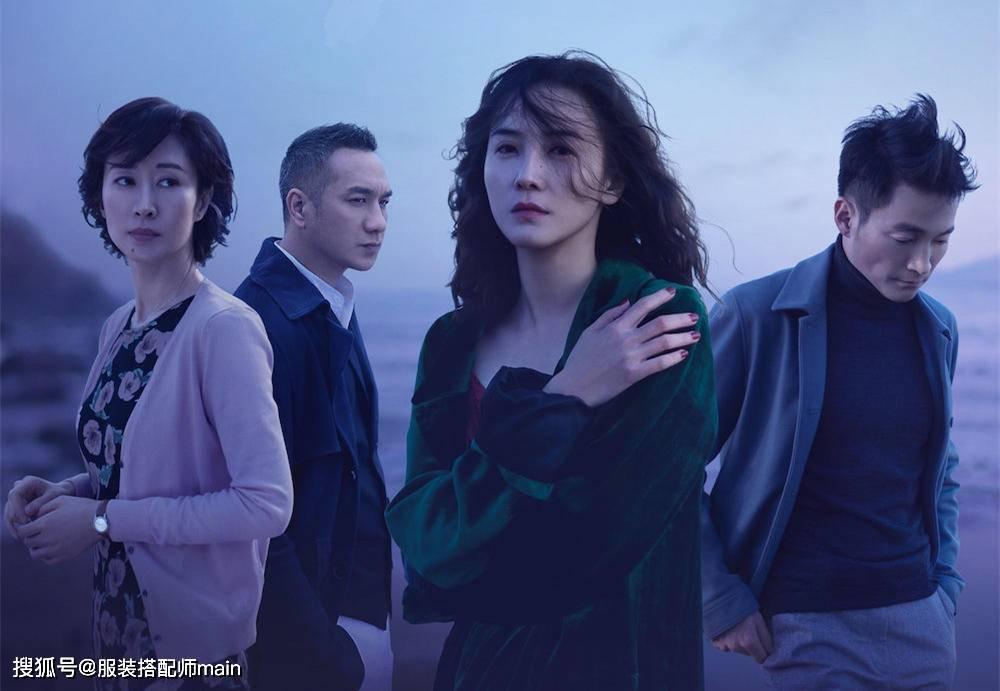 刘敏涛真高调,印花T恤牛仔裤时髦减龄,撞衫三位80后女星都没输
