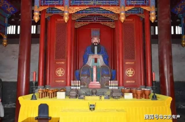杨坚为什么叫隋文帝,而不是隋太祖?难道他还不够资格吗?