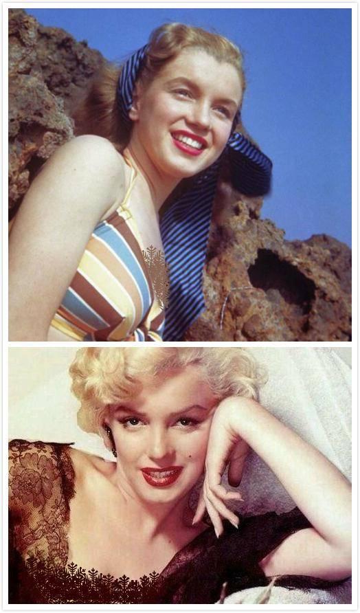 不整容就不是美女?世界第一美全脸都整,玛丽莲梦露整了这些部位