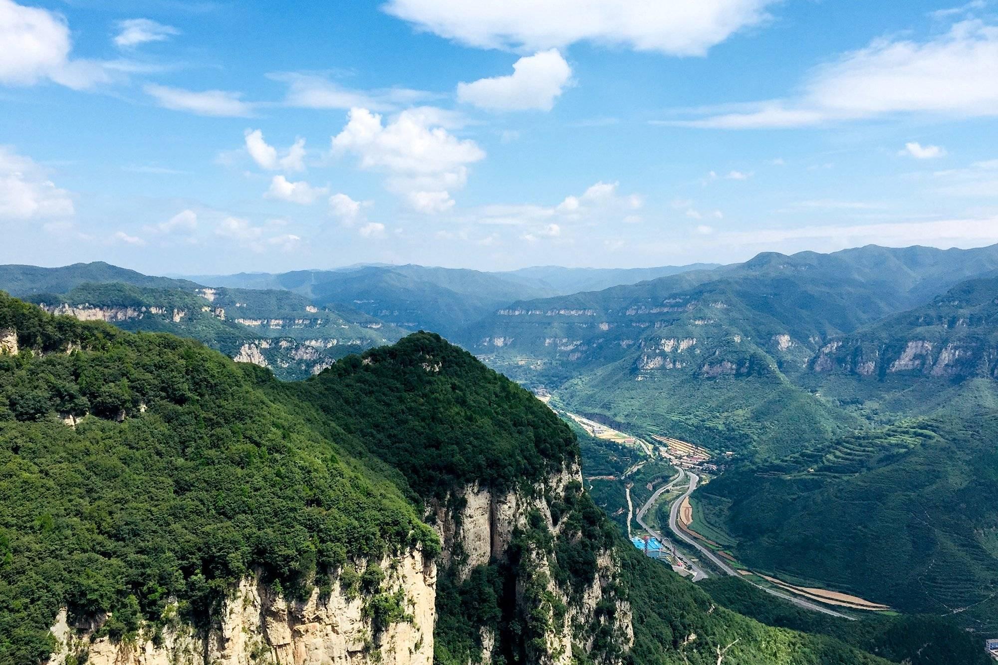 山西名山云丘山旅游攻略,這5個景點不可錯過,你get了嗎?