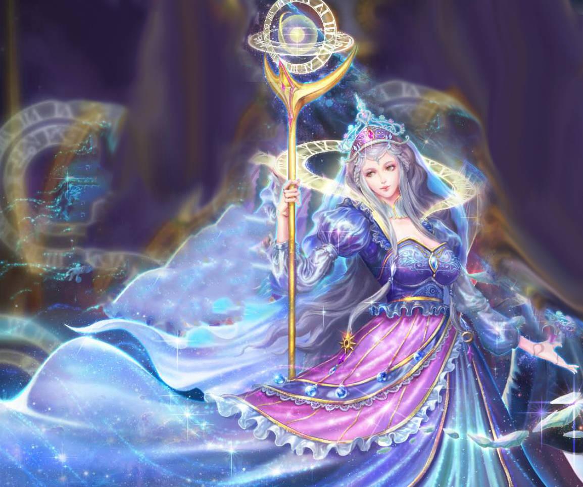 """叶罗丽:时间仙子是灵公主冰公主的""""结合体""""?形象和海报差别大_动画"""