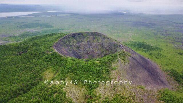 原创             五大连池是火山之乡,还是世界三大冷泉之一,南泉睡觉北泉利尿