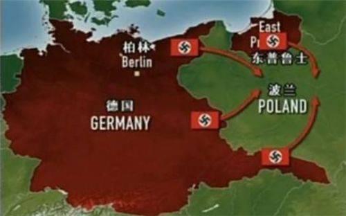 为什么波兰敢威胁要摧毁德国?三天后?