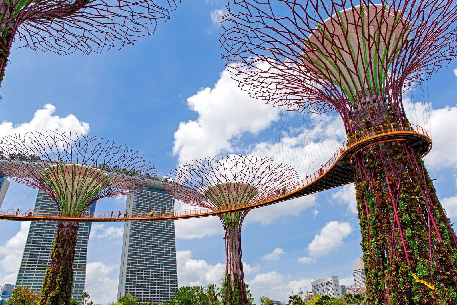 新加坡为何成为世界性旅游胜地?