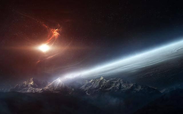 我们才意识到我们宇宙探索的越多知道的也越少