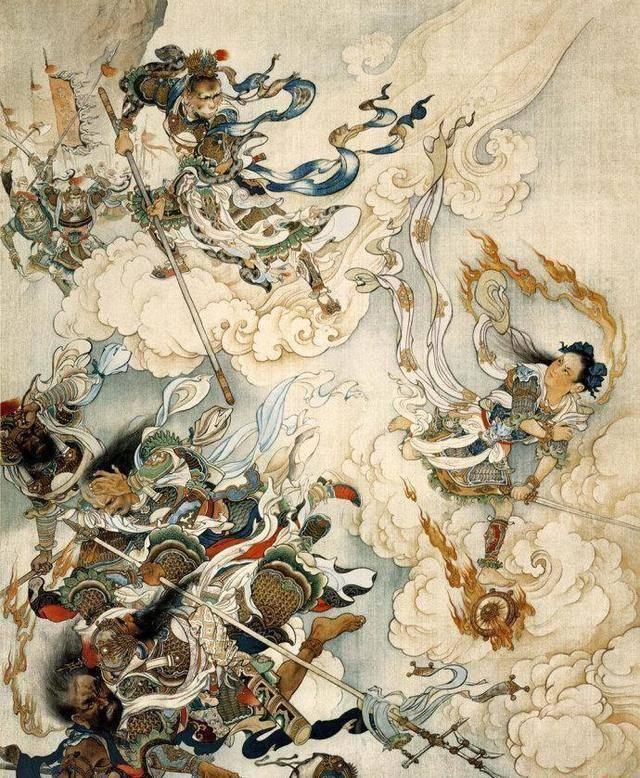 孙悟空仅跟着菩提学了三年法术就敢大闹天宫,你看他学了什么?