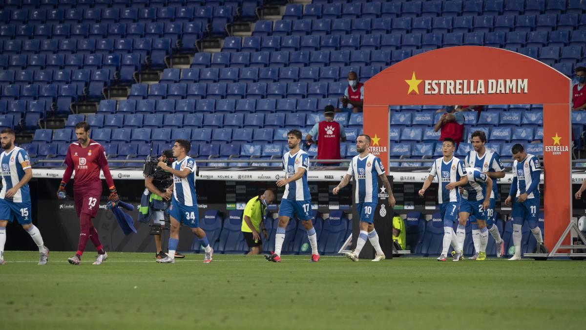 武磊能留西甲?西班牙人官方:本赛季应取消降级