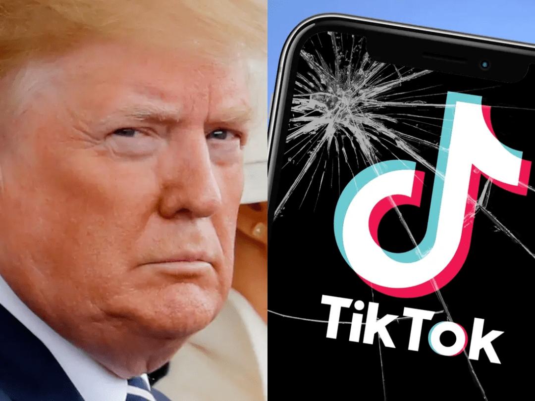"""特朗普再发声:TikTok可以收购,但要先给美国交""""一大笔钱""""!"""