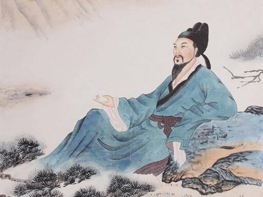 李白随手写下一首诗,捧红了一个普通人,此人火了上千年