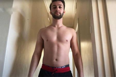 小哥跳绳减肥,1个月跳绳3万下,再附上2个跳绳计划