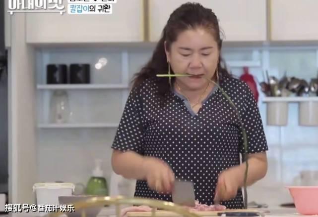 咸素媛婆婆给1岁孙女吃饺子配可乐,慧贞开心,陈华:不能吃面