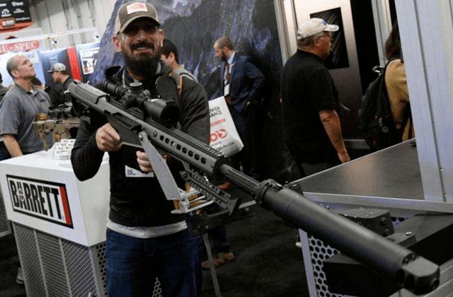 美国的神枪叫巴雷特,德国的叫98K,英国的叫AWM,我们呢?_德国新闻_德国中文网