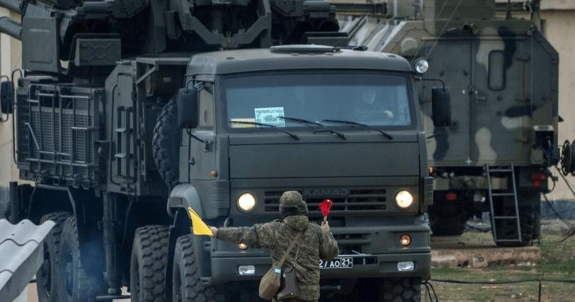 俄哈巴罗夫斯克边疆区防空团吸收一个团的S。