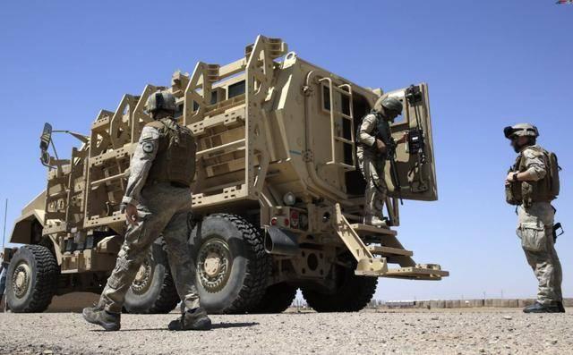 美国军方看到最为恼火的一组照片,尤其是最后一张太丢人了