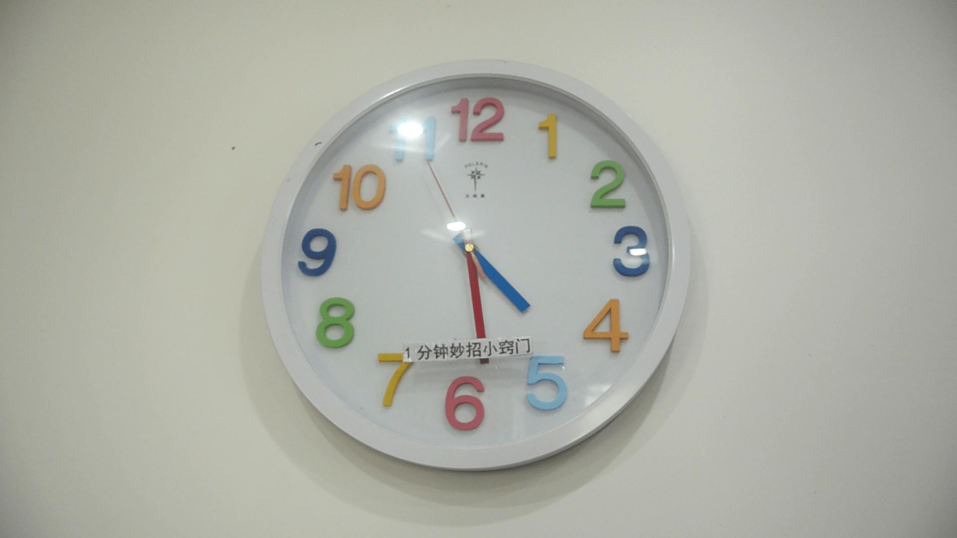 100个手工钟表
