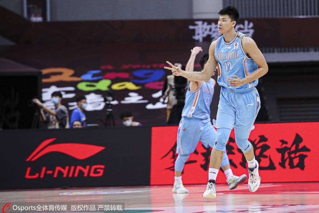 苏群:范子铭将回归广州男篮 联手球队新帅郭士强