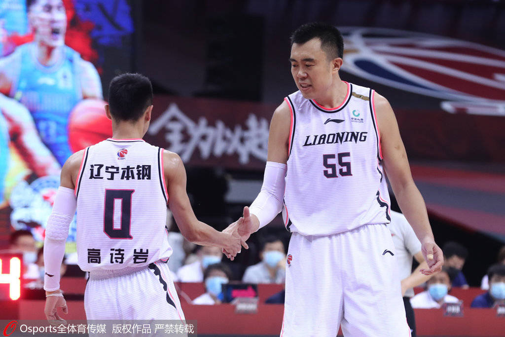 辽宁第8次进总决赛史上第三多 目标冲击队史第二冠