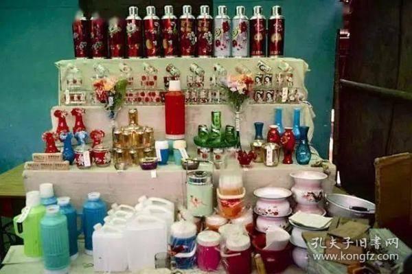 上世纪八十年代的传统百货业