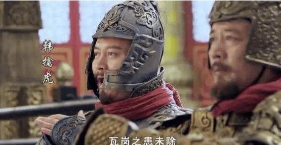 隋朝第一大将韩擒虎,死后为何成为阎王爷?