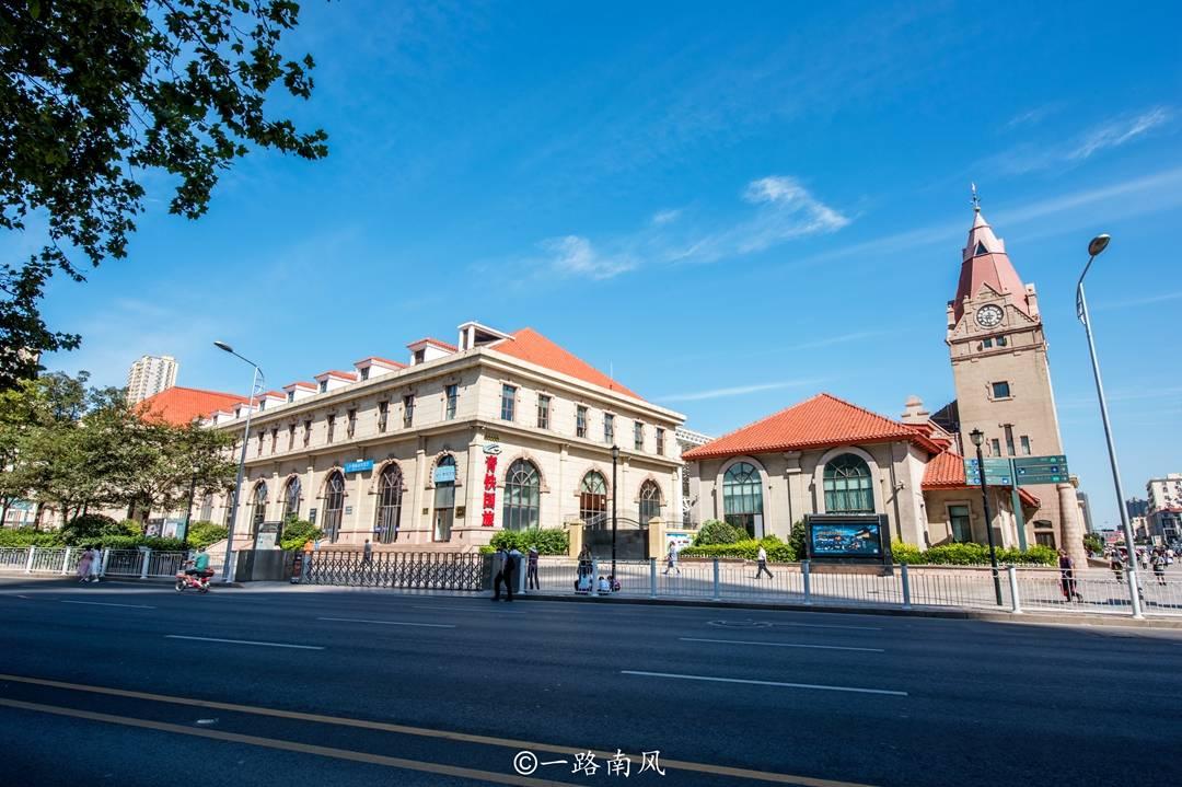 山东颜值最高的火车站,吸引无数游客去打卡,设计者是德国人_德国新闻_德国中文网