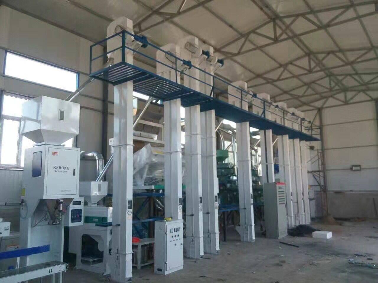 新型大米加工设备在大米加工业中的重要