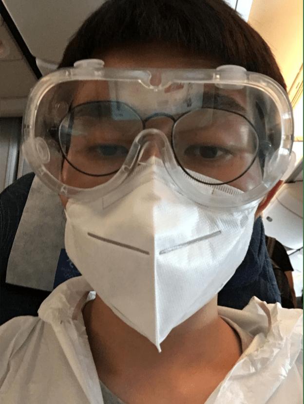 我与感染病例同航班,哈萨克斯坦留学生的归国之路