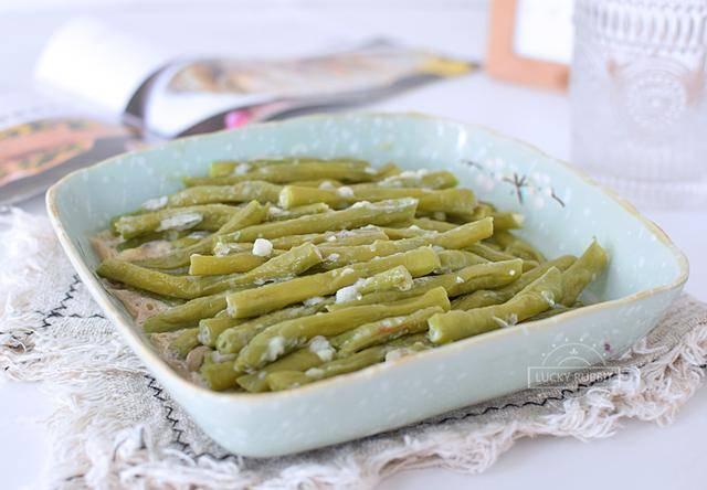 豇豆这么做,不炒不炸不放一滴油,鲜嫩可口,每次一盘不够吃