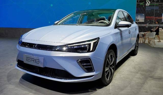 原荣威R ER6,长安欧尚X7EV...最近上市了哪些新能源汽车