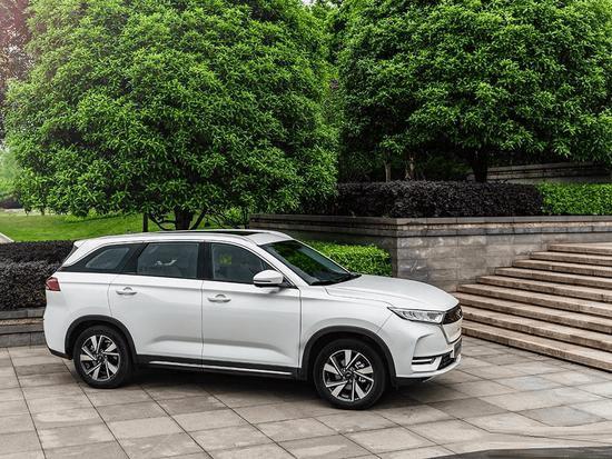全新原装纯电动紧凑型SUV,长安欧尚X7 EV上市