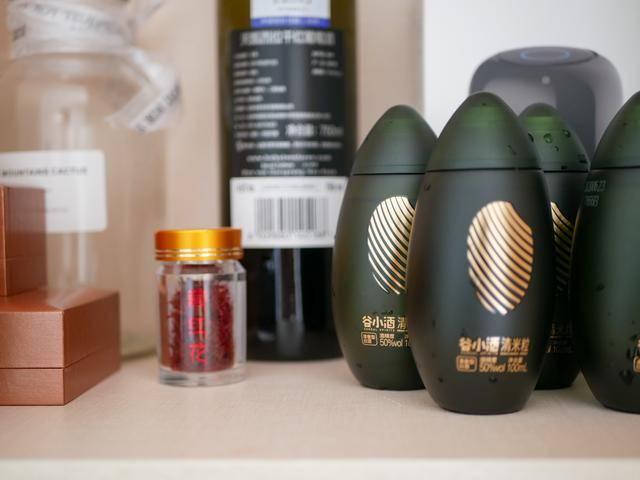 老罗直播带货,瓶子可以直接当摆件,谷小酒到底有什么魔力插图(7)