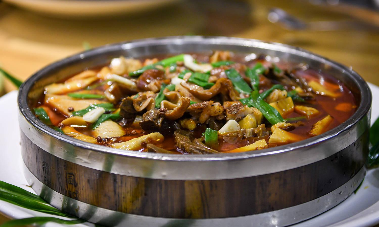 不忍动口的霞鹤笋竹宴,是艺术还是美食