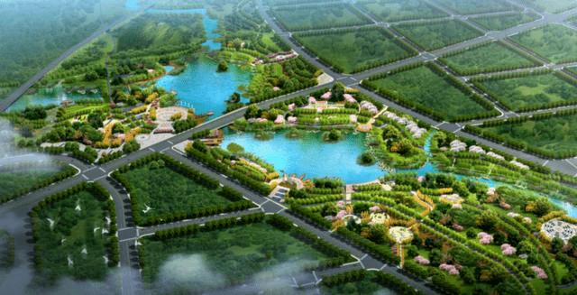 郑州郑南新区规划图