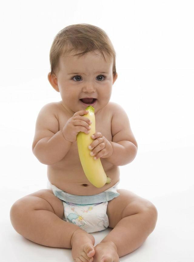 婴儿辅食:香蕉有什么营养?给婴儿吃的香蕉泥