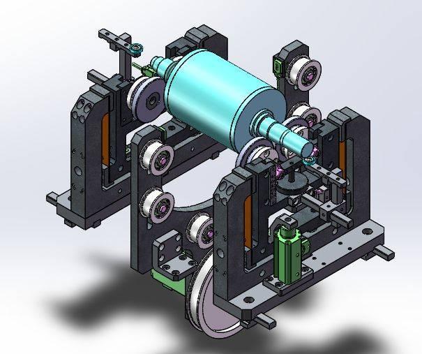 新能源电机全自动平衡机
