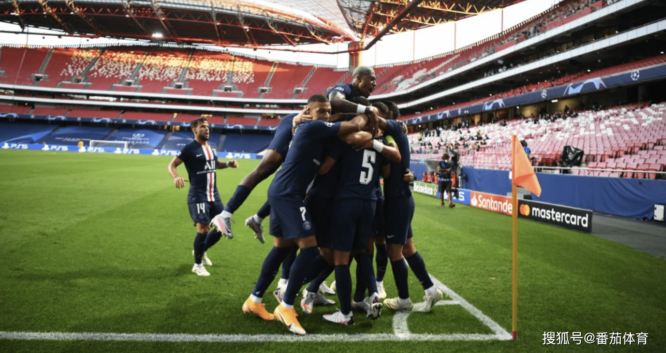 「欧冠杯」巴黎一旦夺冠 每人奖励407万
