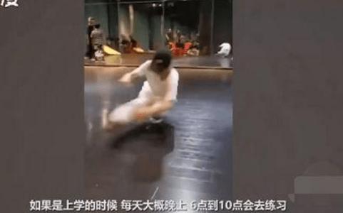 原创厉害了!11岁女孩练街舞磨破十几双鞋,多次获得国内外比赛冠军